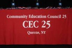 District 25 CEC Meeting
