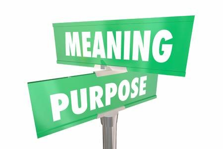 meaning purpose signs
