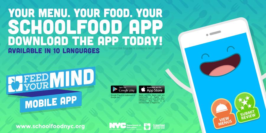school food app