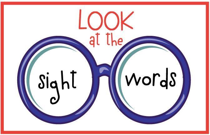 sight word logo