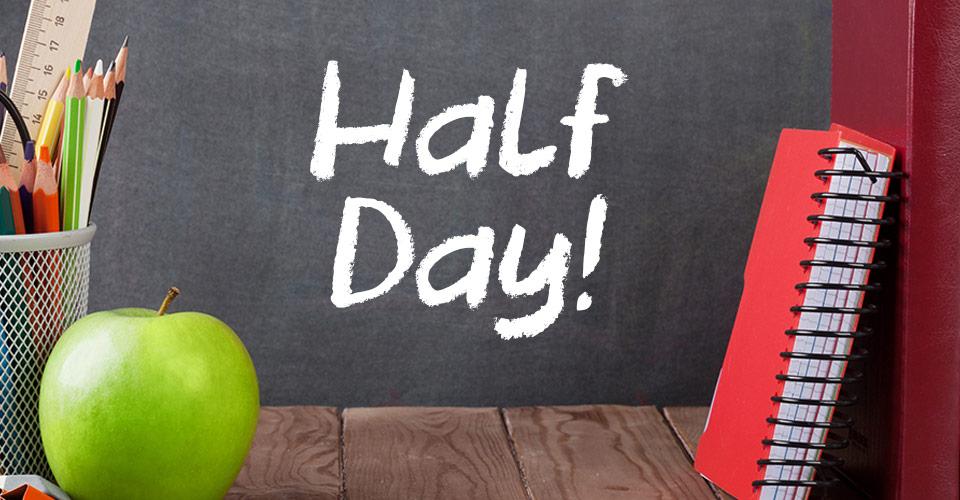 PROSE Half-Day 11:30am Dismissal