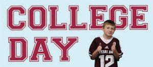 "GO ""College Day"""