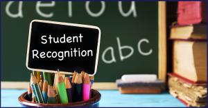 Grades K-2 Student Recognition