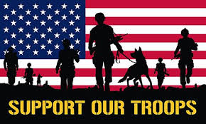 "GO ""Support Our Troops"" Day"