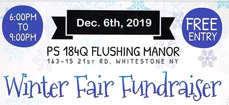PTA Winter Fair - Click to See Class Schedule