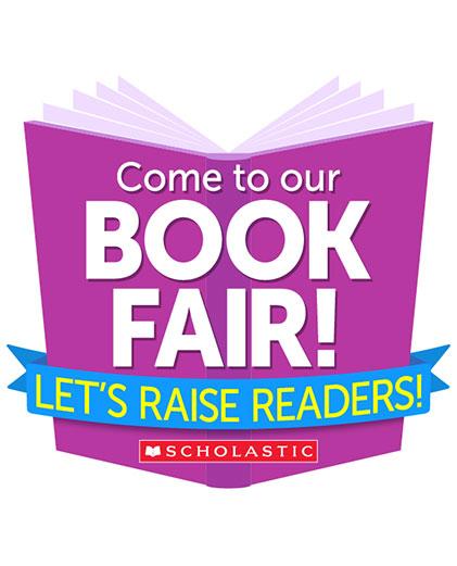 come to the bookfair